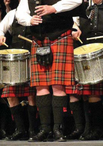 Stuart Highland Pipe Band 2011