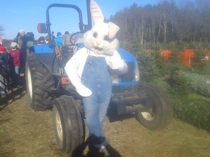 Backwoods Farms Easter Egg Hunt