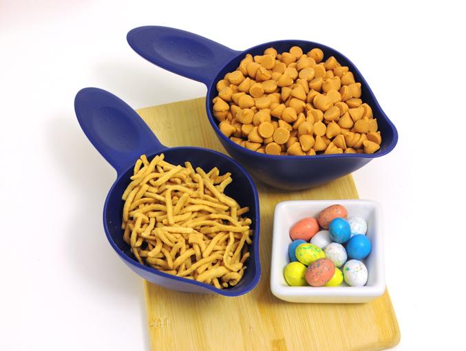 Robins Egg Nests - Ingredients