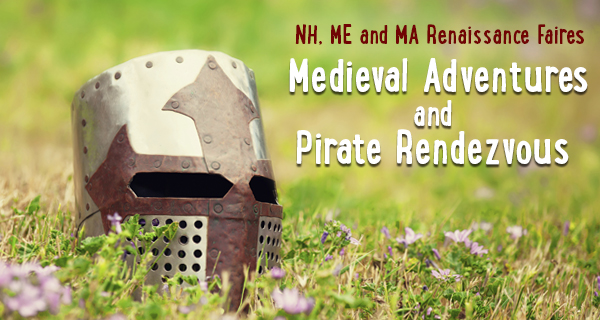Medieval Adventures and Pirate Rendezvous