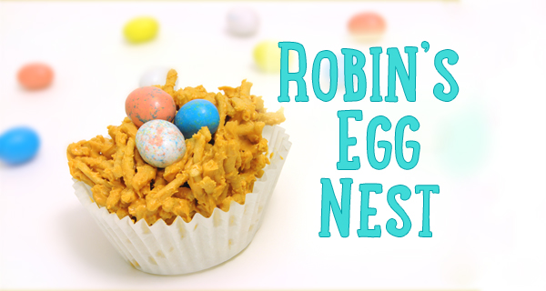 Robins Egg Nests