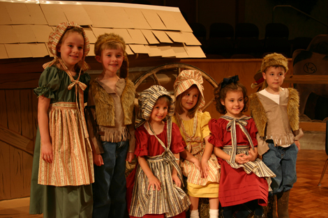 Stagestruck Your Child and Live Theatre